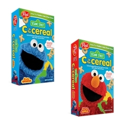 C is for Cereal