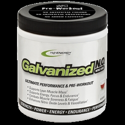 Galvanized Pre-Workout Formula