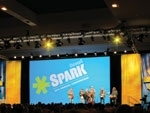 'Sparks' fly at Dscoop8
