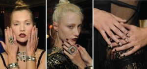 Butter London Backstage at New York Fashion Week