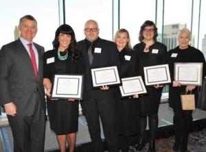 Aveda's Global EdUcation Team Wins Volunteer Award