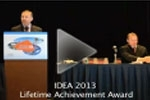 IDEA Lifetime Achievement Award