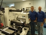 AB Graphic announces slitter/rewinder sale in Texas