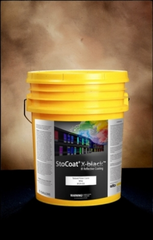 Sto Corp. Introduces StoCoat X-black