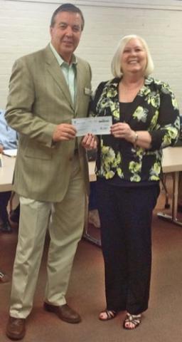 PPG Donates $10,000 for Palmdale Aerospace Academy