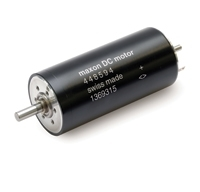 Maxon Offers New Precious Metal Brushed Motor