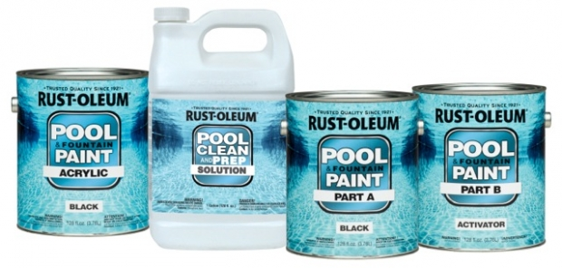 Rust Oleum Introduces Pool Paint Product Line Coatings World
