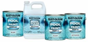 Rust-Oleum Introduces Pool Paint Product Line