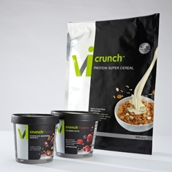 ViSalus Launches Vi Crunch Protein Super Cereal & Vi Crunch Fusions Flavor Toppings