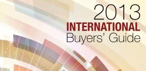 2013 International Buyers Guide