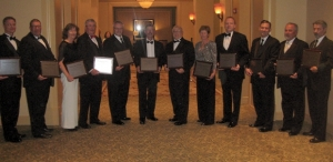 2013 NAPIM Printing Ink Pioneer Award Recipients