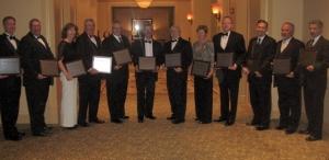 2013 NAPIM Printing Ink Pioneer Award Recipients