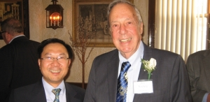 William Neuberg Honored as MNYPIA's 2013 Man of the Year