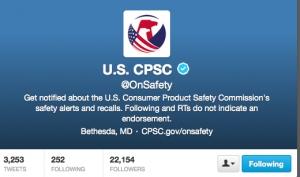 CPSC Expands Social Media Outreach