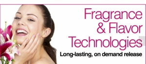 Novel Fragrance Technology at Salvona