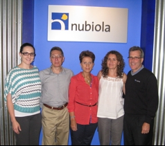Nubiola Collaboration on Global Technical Capabilities