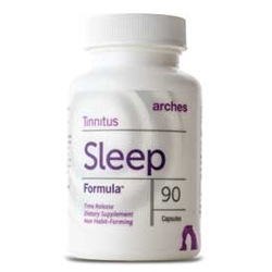 Arches Offers New Tinnitus Sleep Formula