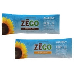 ZEGO Launches Organic Sunflower Seed Bars
