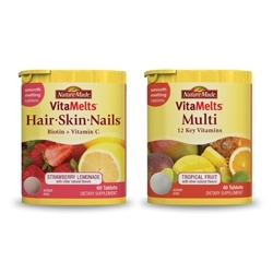 Nature Made VitaMelts Expands Product Line