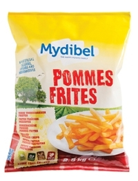 Frites rebranding
