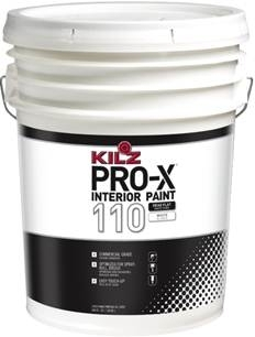 KILZ PRO-X 100 Series Interior Paint Formula