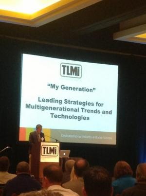 'Talkin' 'bout my generation' with TLMI