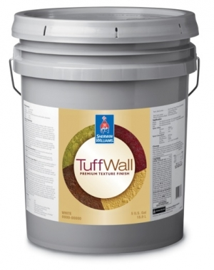 Sherwin-Williams Tuffwall Premium Texture Finish
