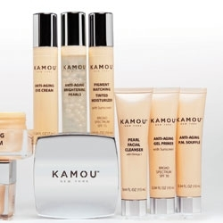 Fusion Packaging Creates Multiple Products For New Brand Kamou by Kallini Beauty