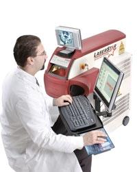 Portable Pedestal Marking LaserStar System