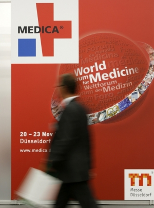 Germany Becomes Medtech Hub With Kickoff of Medica 2013