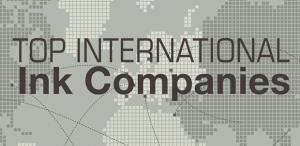 The Top International Ink Companies