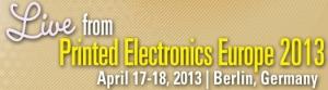Printed Electronics Europe