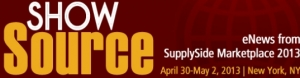 SupplySide Marketplace 2013