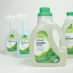 Walmart Rolls Out Natural Cleaning Products Line