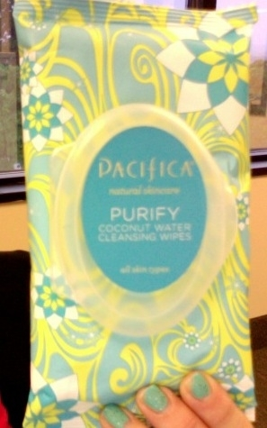 Purity Wipes Big at Pacifica