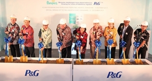 P&G opens Indonesia plant