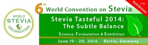 Stevia Tasteful 2014: The Subtle Balance Sciences, Formulation & Exhibition