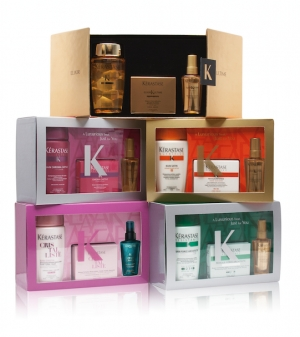 Kerastase Banking on Holiday Gift Sets