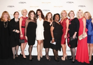 L'Oréal Paris' Fetes 2013 Women of Worth