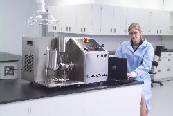 Microfluidics Introduces M-110P  Microfluidizer Processor