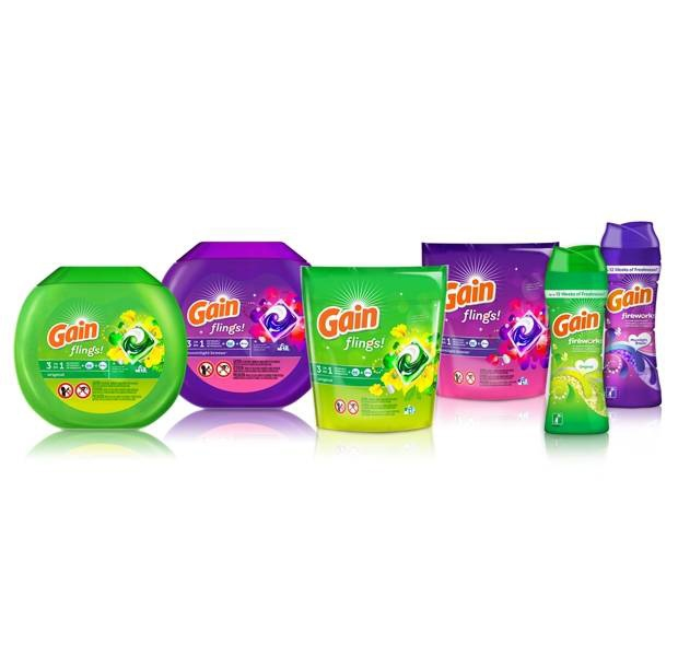 Loads of Ideas from P&G