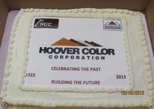 Hoover Color Celebrates Its 90th Anniversary