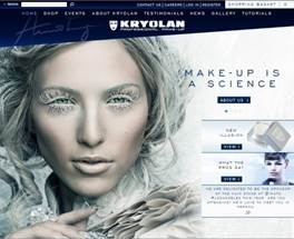 Kryolan Debuts E-Commerce Hub