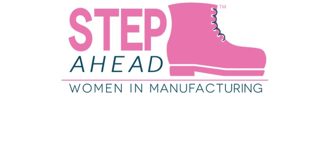 This is the official STEP Award logo, generated by The Manufacturing Institute.