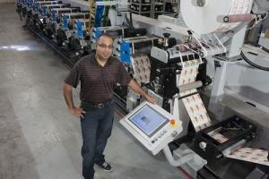 Spectrol adds new Gallus ECS 340
