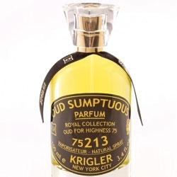 Exotic New Fragrance By Krigler