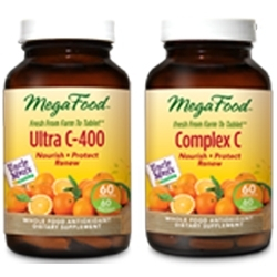 MegaFood & Uncle Matt's Organic Partner on Vitamin C Supplements