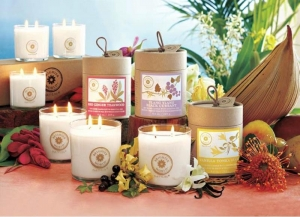 PartyLite Debuts Soy Candles