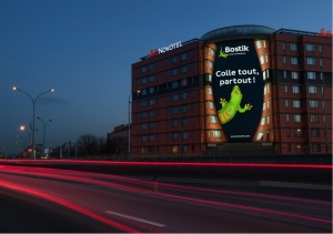 Bostik launches ad campaign in Paris