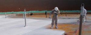 Safety First, for Industrial Coatings